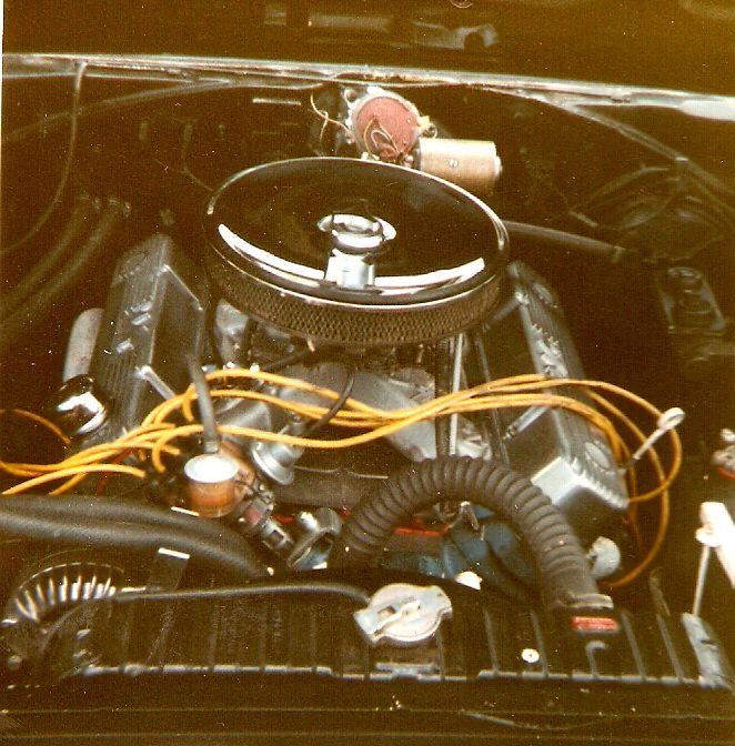 Plymouth Motor 440