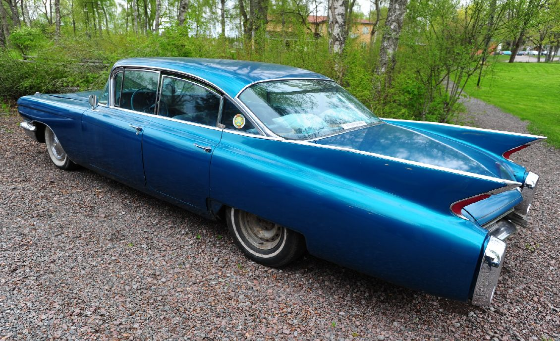 Cadillac 60 diesel 2
