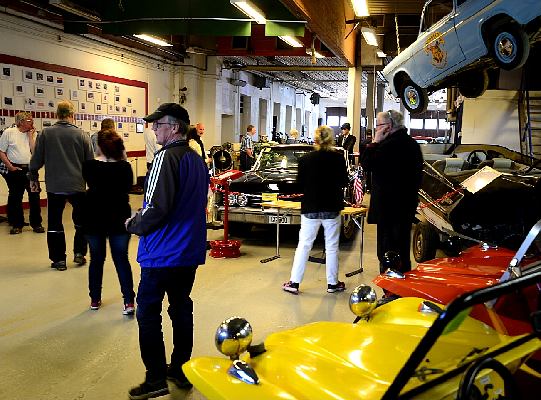 Härnösands Bilmuseum 03