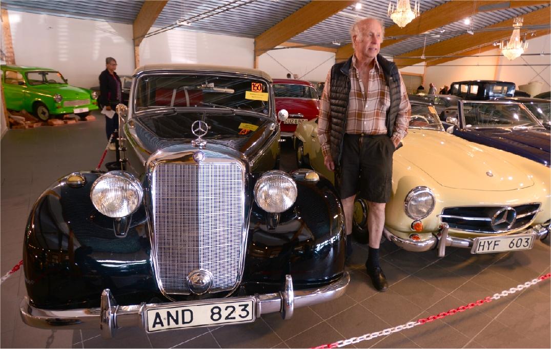 Härnösands Bilmuseum 07