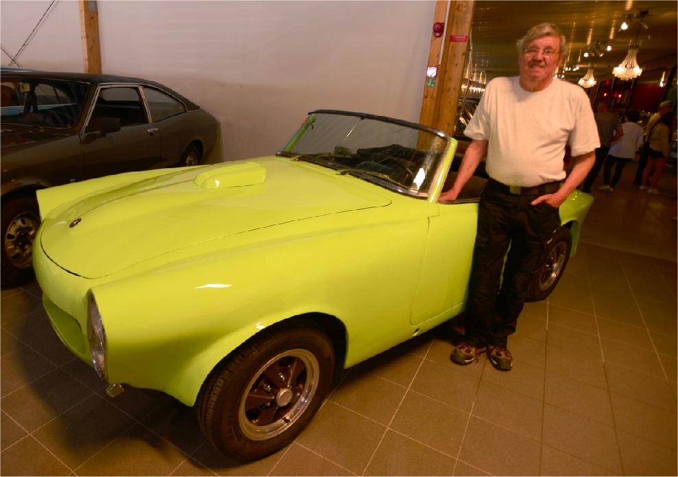Härnösands Bilmuseum 08