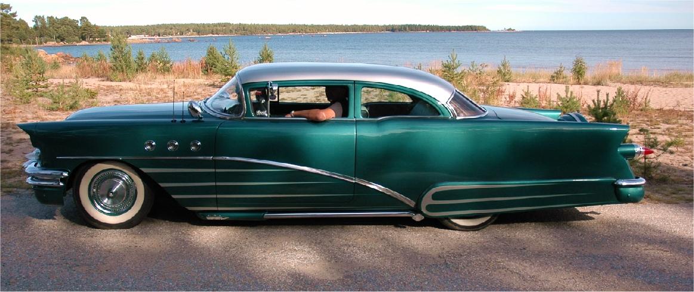 buick custom